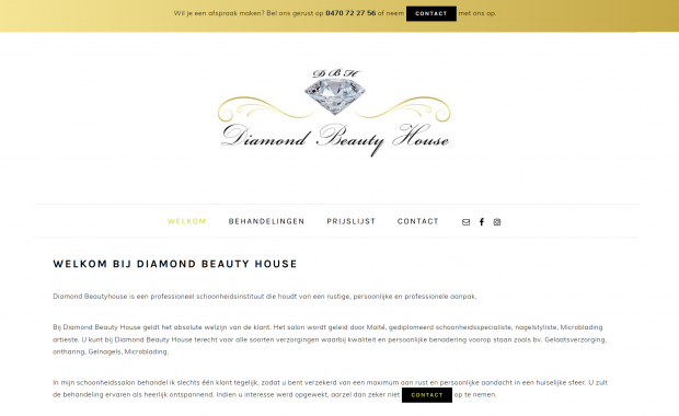 diamond beauty house
