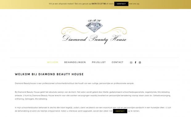 diamond beauty house